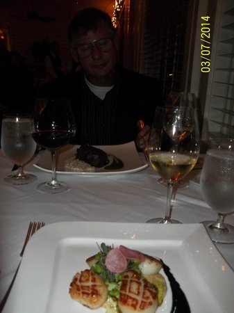 Barnsley Resort: filet $35