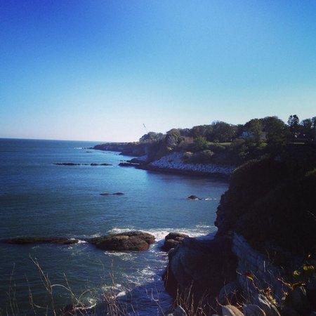 Cliff Walk: .