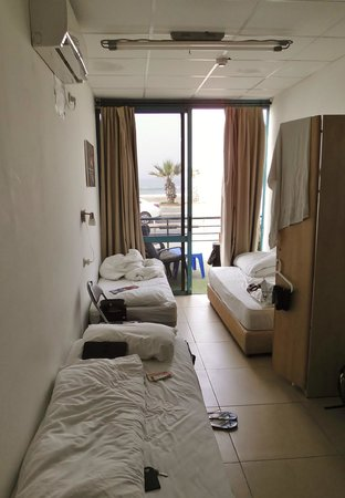 Beachfront Hostel: Room