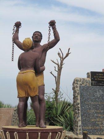 La Maison des Esclaves : monumento nelle vicinanze