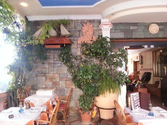 Gouvia Hotel: restaurant