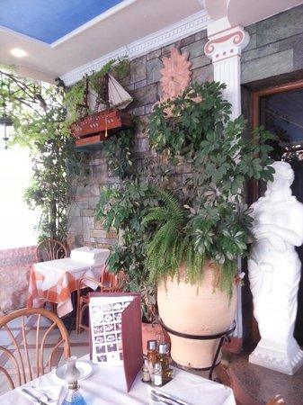 Gouvia Hotel: foliage