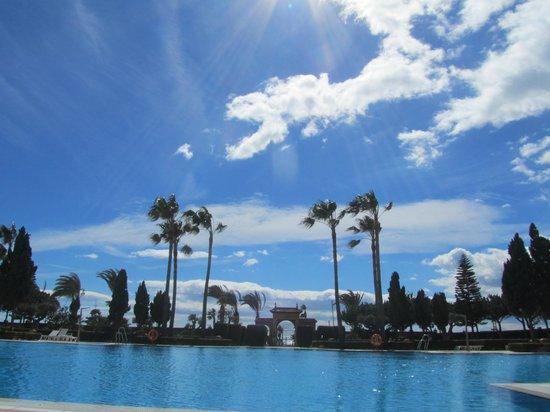 Iberostar Malaga Playa: Piscina
