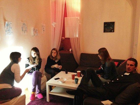 TimeCafé Křižovatka: Alice's room =)