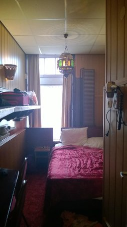 Hotel Nadia: micro camera