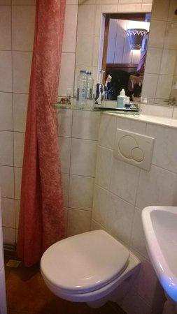 Hotel Nadia : micro bagno