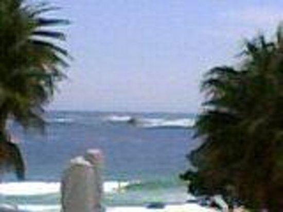 The Bay Hotel: A sea view