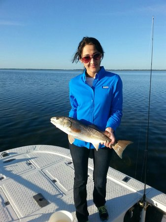 Capt. Karty's Gone Fishing Mosquito Lagoon Guide Service
