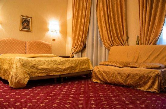 Hotel Viminale: Номер 408