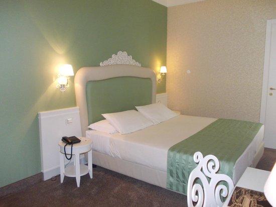 Hotel dei Borgia: chambre
