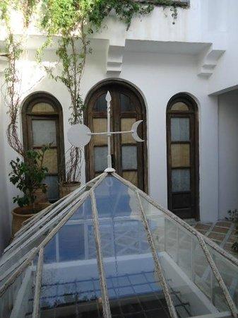 Dar 23: Small courtyard.