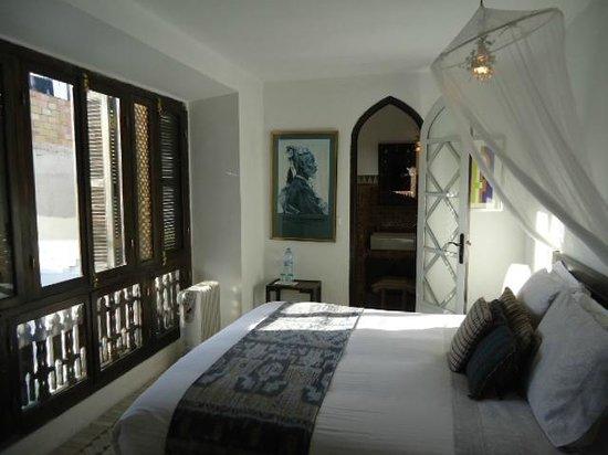 Dar 23: Love the bedroom!