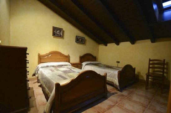 Hotel Rural Bereau - Apartamento 4p (Hab. doble)
