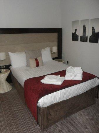 Mercure Aberdeen Caledonian Hotel: Bedroom 316