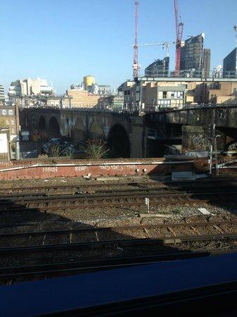 Travelodge London Central Southwark : vistas desde el hotel