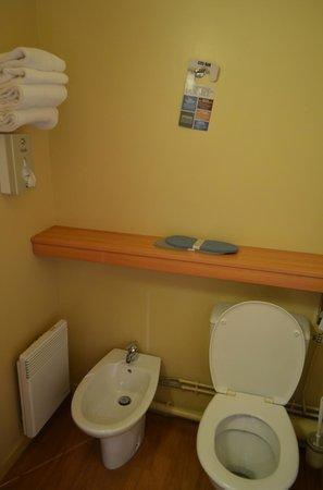 Hotel Mercure Trouville Sur Mer : ванная комната