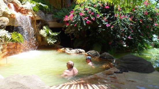 The Springs Resort and Spa: hot springs pool