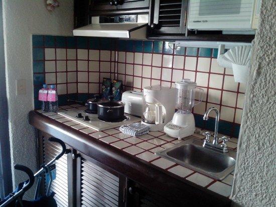 Solmar Resort: La cocineta