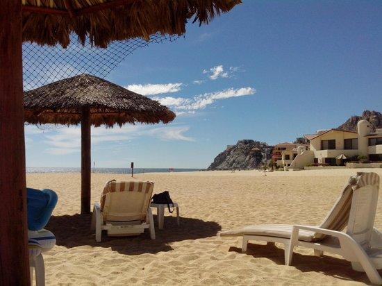 Solmar Resort: Las palapas