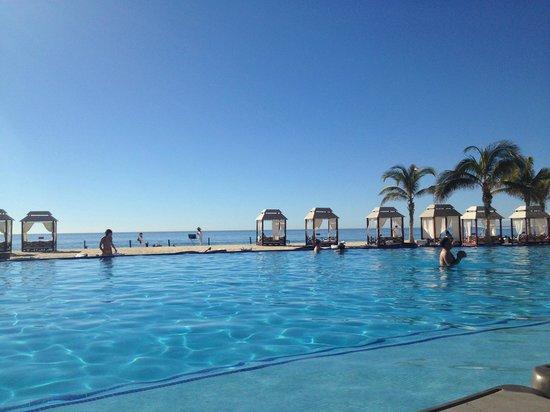 Hyatt Ziva Los Cabos: The pool