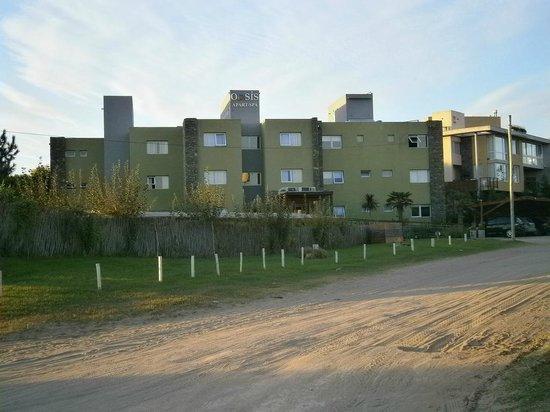 Oasis Apart Hotel : Vista general de Oasis Apart