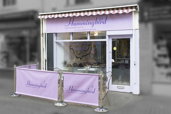 ‪Hummingbird Cafe Bar & Restaurant‬