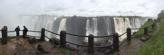 Tongabezi: Viktoria Falls