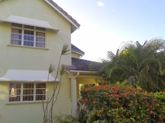 Enterprise, Barbados: Front of House