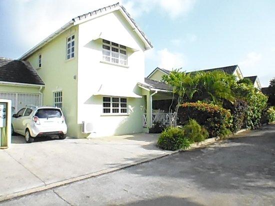 Enterprise, Barbados: View of House