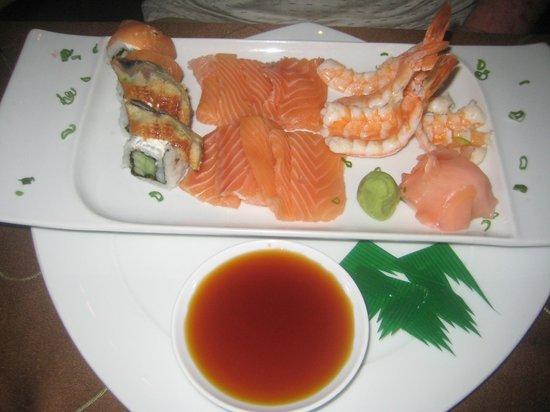 Asiana Restaurant : Sashami