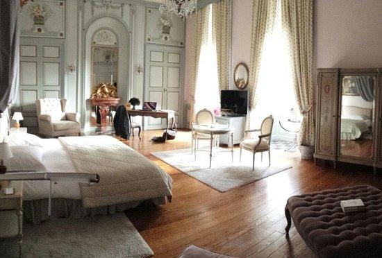 Chateau de Rochegude : Suite très appréciable