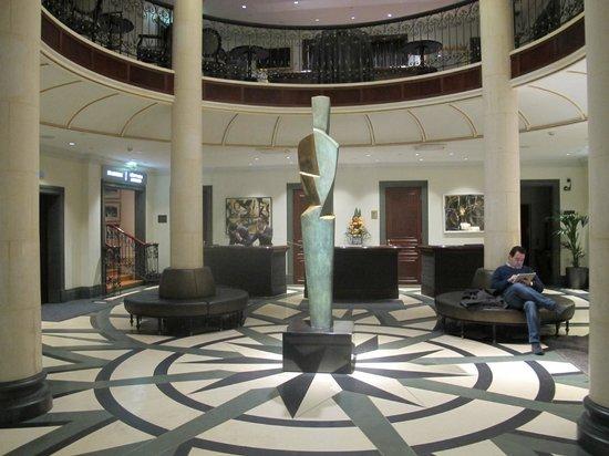 Hotel Kamp: Lobby
