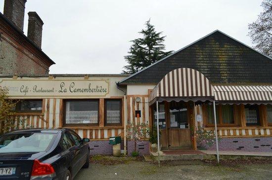 La Camembertiere : дом-ресторан