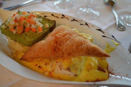 La Camembertiere : рыбка
