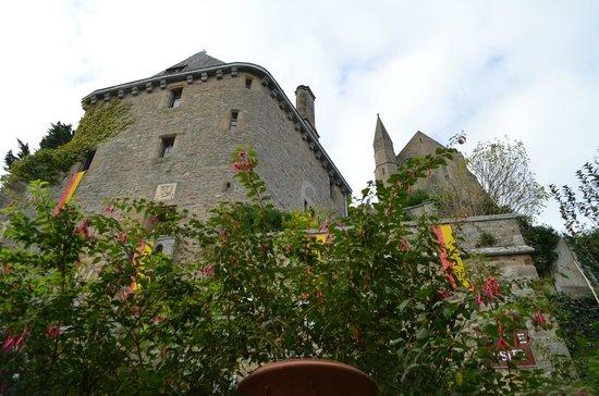 Abbaye du Mont-Saint-Michel : декабрь...
