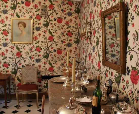 Manoir de Beauregard : Breakfast Room