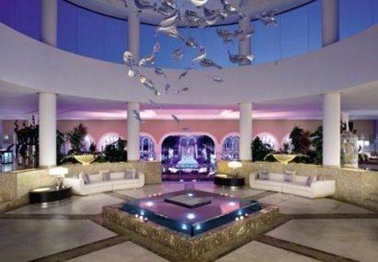 Gran Melia Palacio de Isora Resort & Spa : lobby