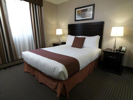 Regency Suites Hotel Calgary, hoteles en Calgary