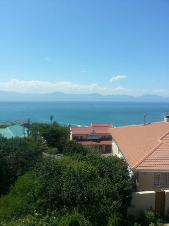 Aquamarine Guest House : The view!