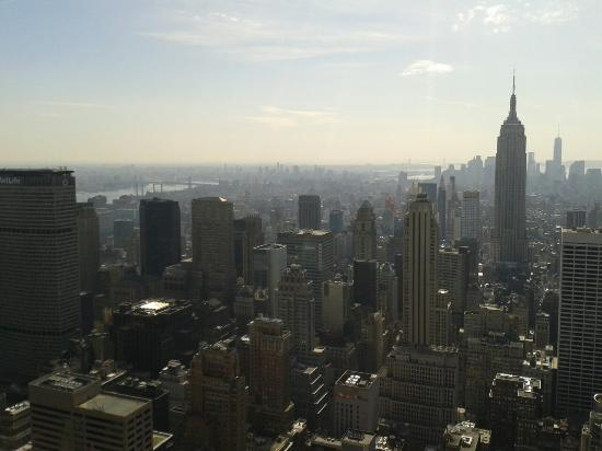 Observatorio Top of the Rock: Photo of Top of the Rock Observation Deck taken with TripAdvisor City Guides