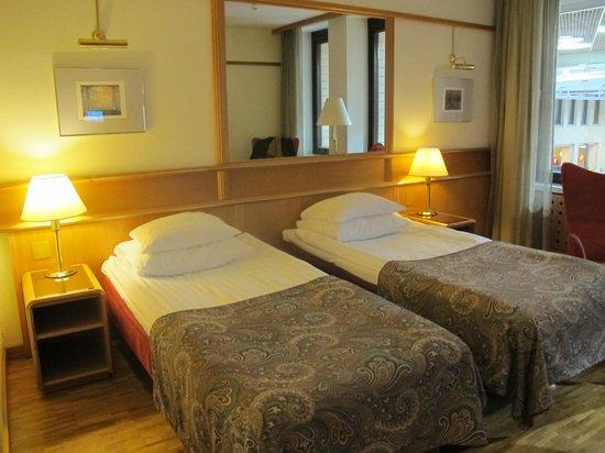 Original Sokos Hotel Vaakuna: Room