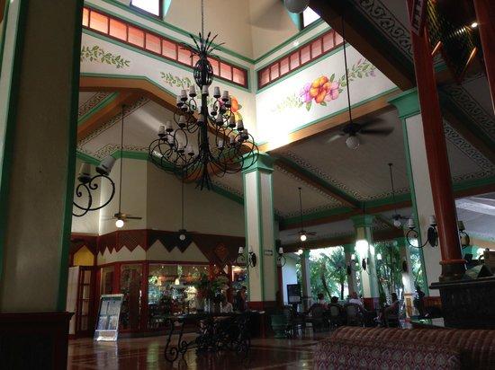 Hotel Riu Playacar : Lobby