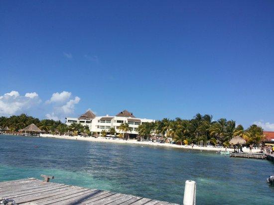Playa Norte : Isla Mujeres 003