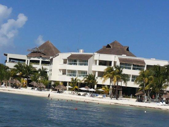 Playa Norte : Isla Mujeres 007