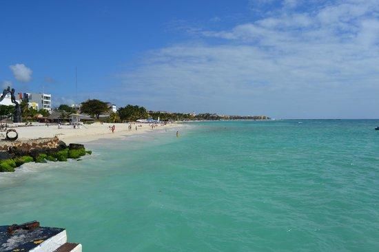 Playa Norte : Isla Mujeres 005