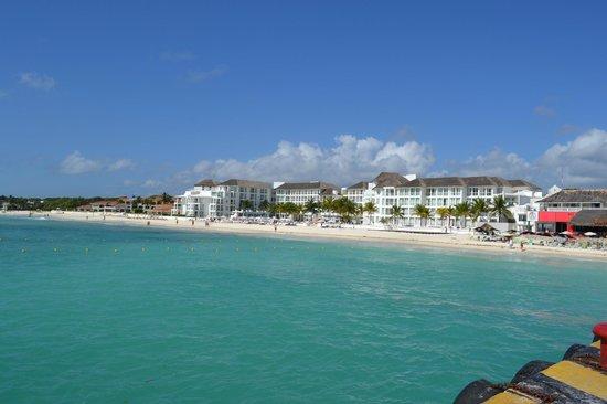 Playa Norte : Isla Mujeres 008