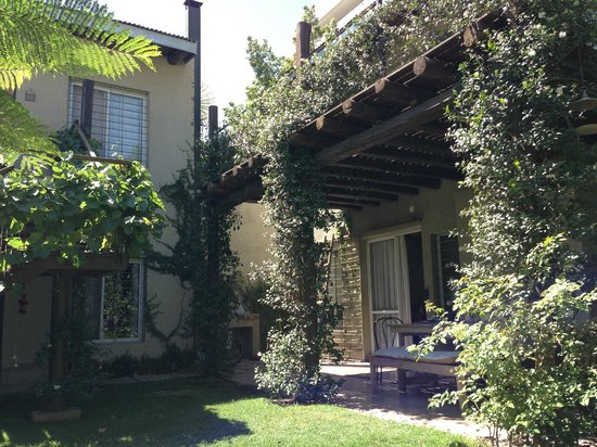 Casa Lila : Courtyard garden