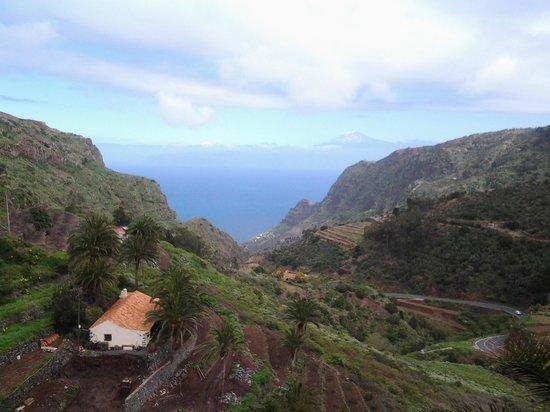 Garajonay National Park : Vistas de La Gomera