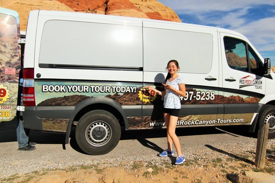Grand Canyon by One Day Tours : Our transport