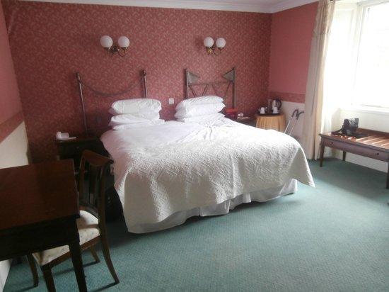 Kenmore Hotel : Bedroom